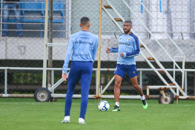 Treino Grêmio 14/10/19