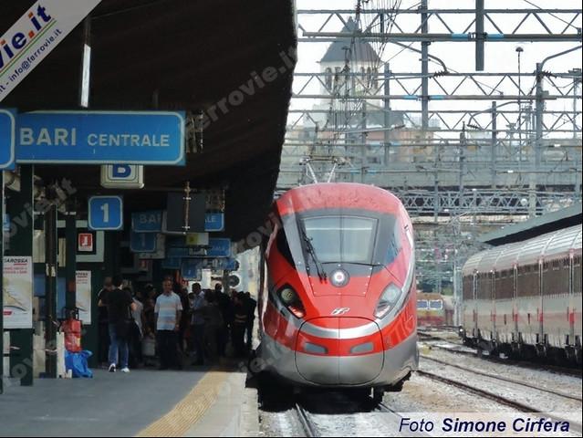 treni regionali il gradimento dei pugliesi
