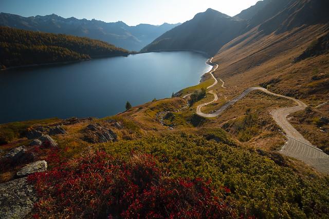 Lago Ritóm - Ticino - Svizzera