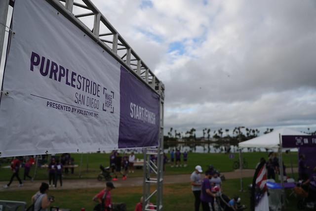 PurpleStride San Diego 2019 Presented by Halozyme