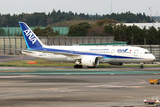 JA801A  -  Boeing 787-8 Dreamliner  -  All Nippon Airways  -  NRT/RJAA 8/10/19 | by Martin Stovey