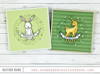 Woodland Whimsy Card Kit