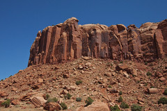 Mars-like Landscape