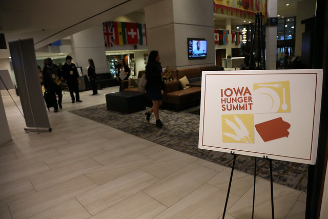 2019 Iowa Hunger Summit