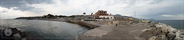 Lido di Genova, olimpionica panoramica 23.08.19
