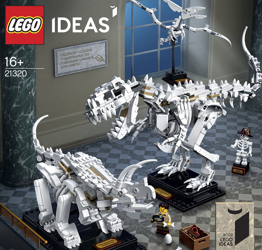LEGO Lot of 6 White Small Dinosaur Tail Tips