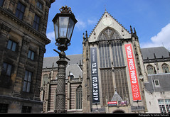 Nieuwe Kerk & Koninklijk Paleis, Amsterdam, Netherlands