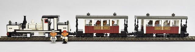Fabuland Train
