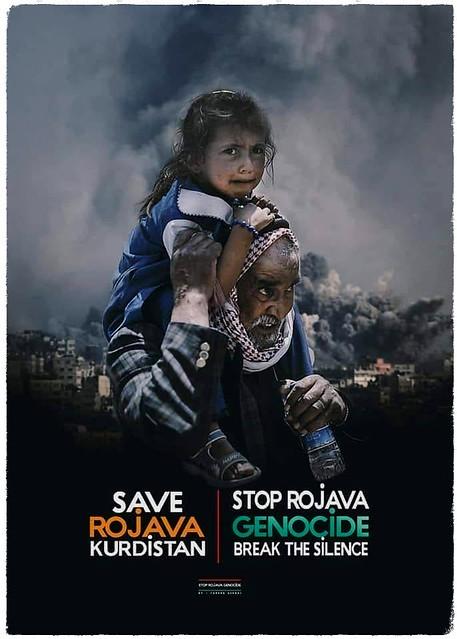 #SaveRojava   كوردستان