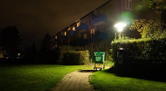 Padborgvej re-revisited (4): Green