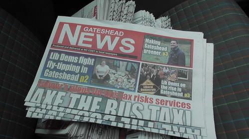 Gateshead Lib Dem tabloid Oct 18 3