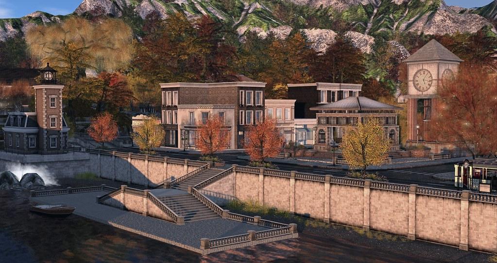 P. Meadows - Small Town