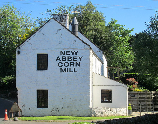 New Abbey Corn Mill, Dumfries and Galloway