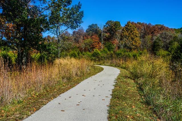 Sky Meadow Trail - Kentucky