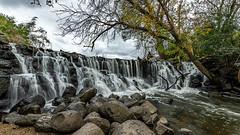 Whitnall Waterfall