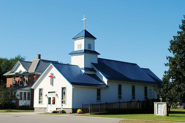 St John Lutheran Church - Avoca, Wisconsin