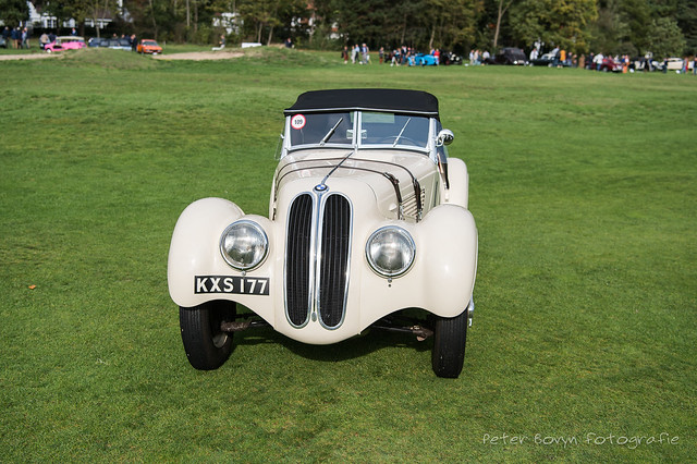BMW 328 Roadster - 1937