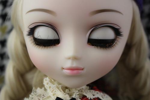 Margrethe Closed Eyes