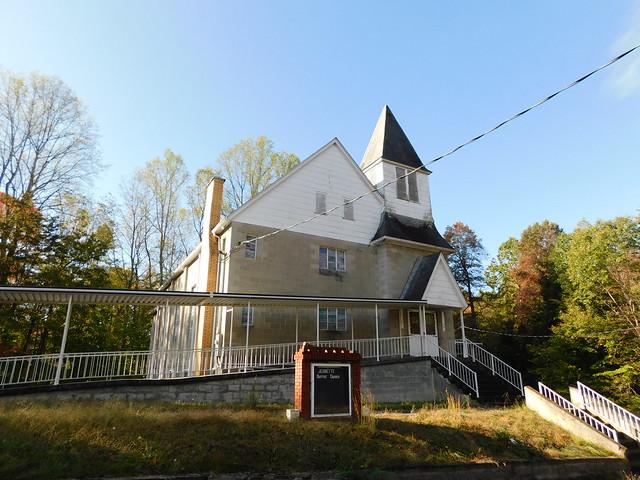 Jeanette Baptist Church