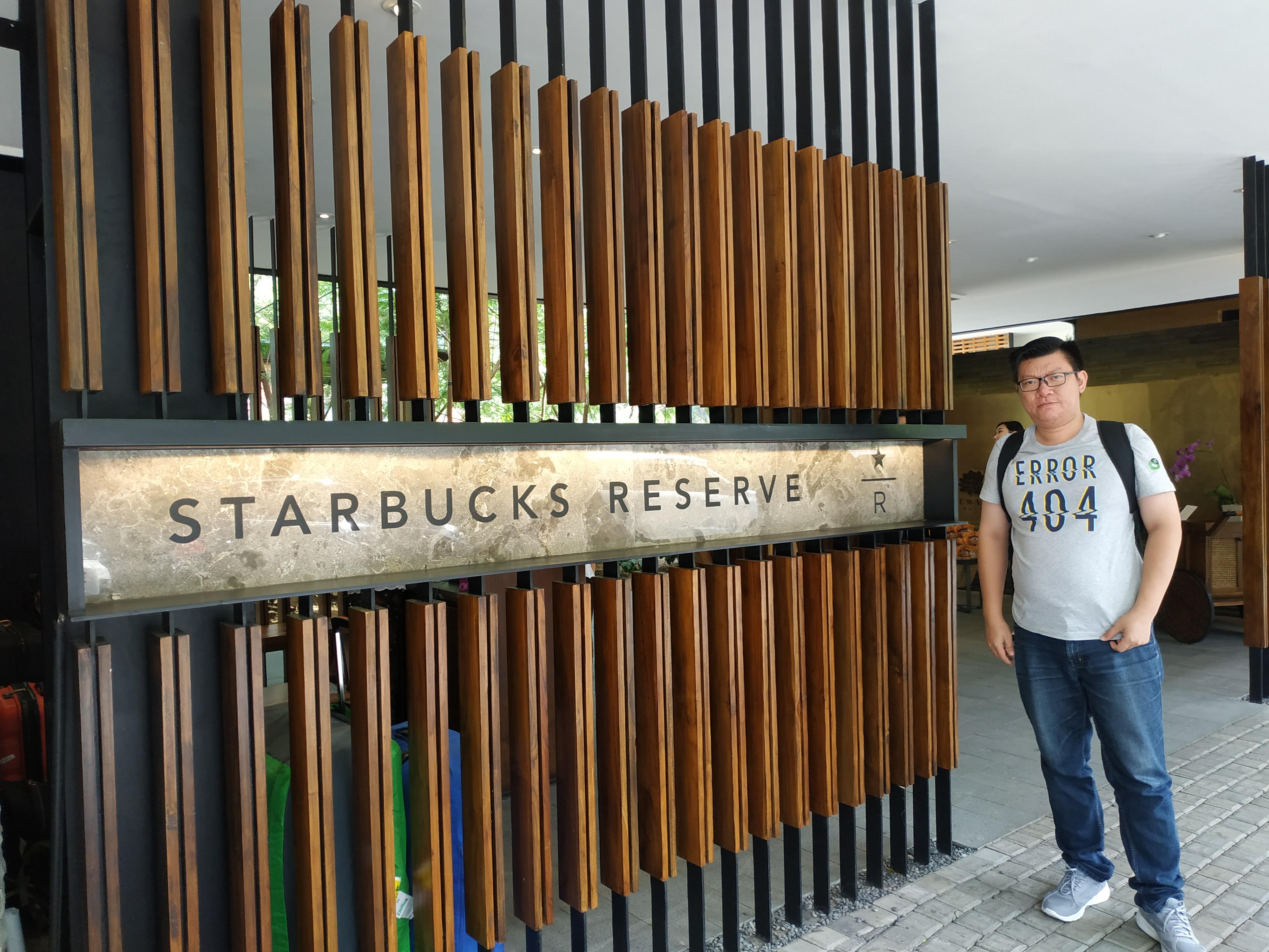 Starbuck Reserve Bali