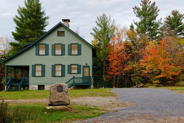 Adirondack House