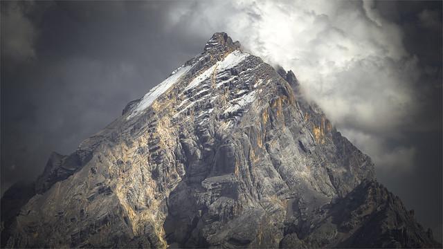_DSC2822 Monte Antelao - detto anche il Re delle Dolomiti - Belluno - Veneto / Italia