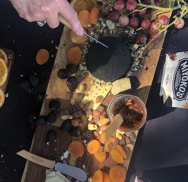 Miyokos Cheese at Destination Durell 2019