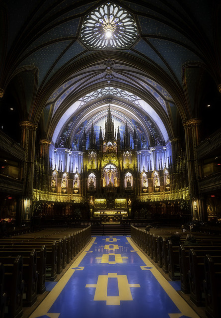 Notre Dame Basilica of Montreal, #4