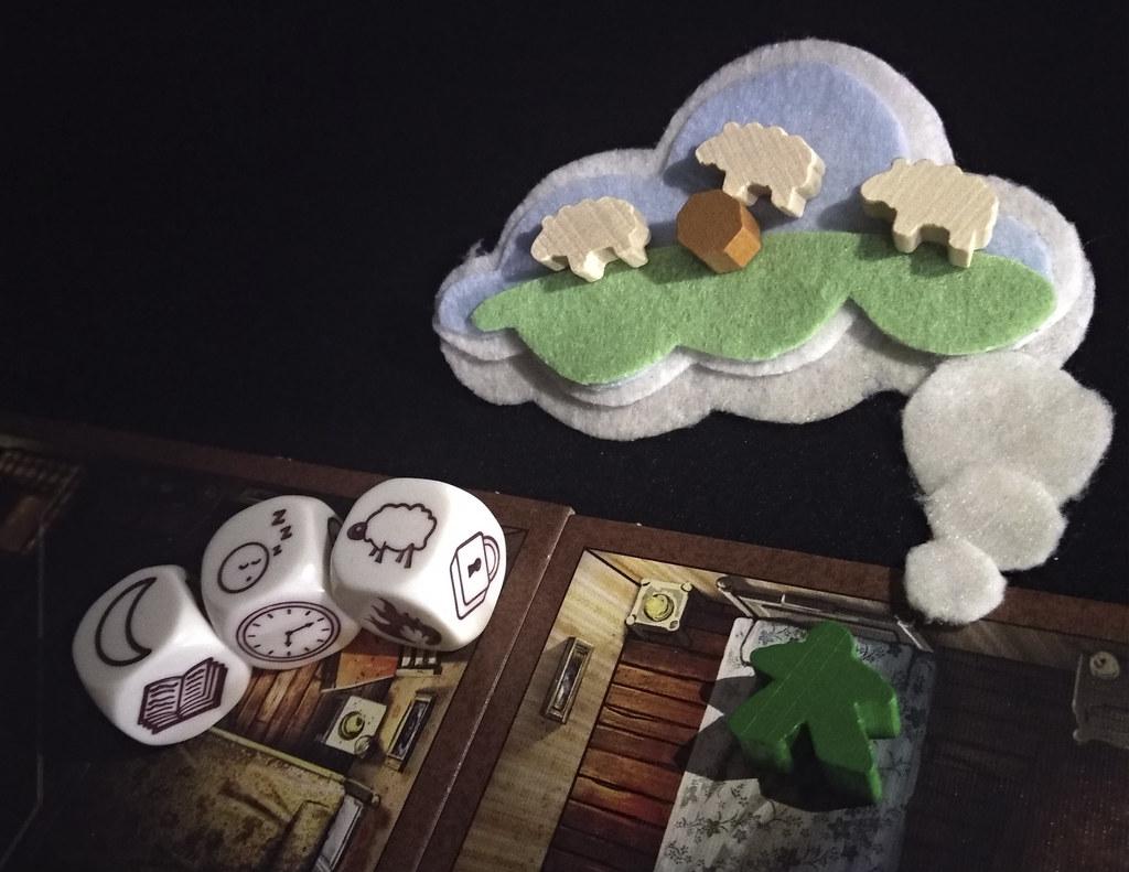 ¿Sueñan los meeples con ovejas de madera?