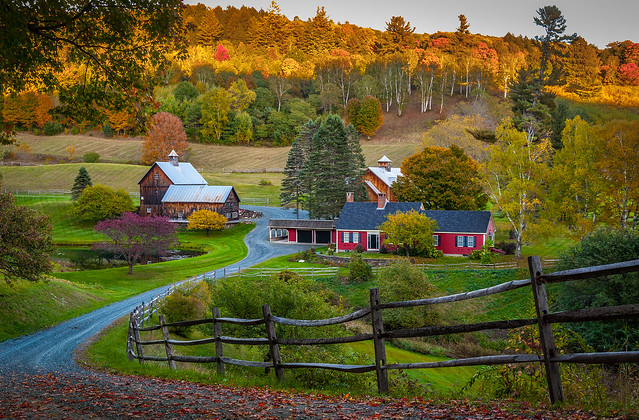 Sleppy Hollow Farm, Vermont