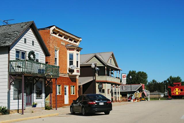 4th Street - Avoca, Wisconsin