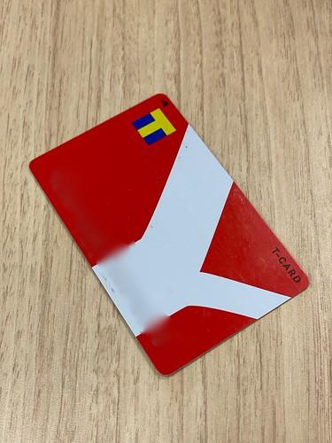 モバイル Tカード