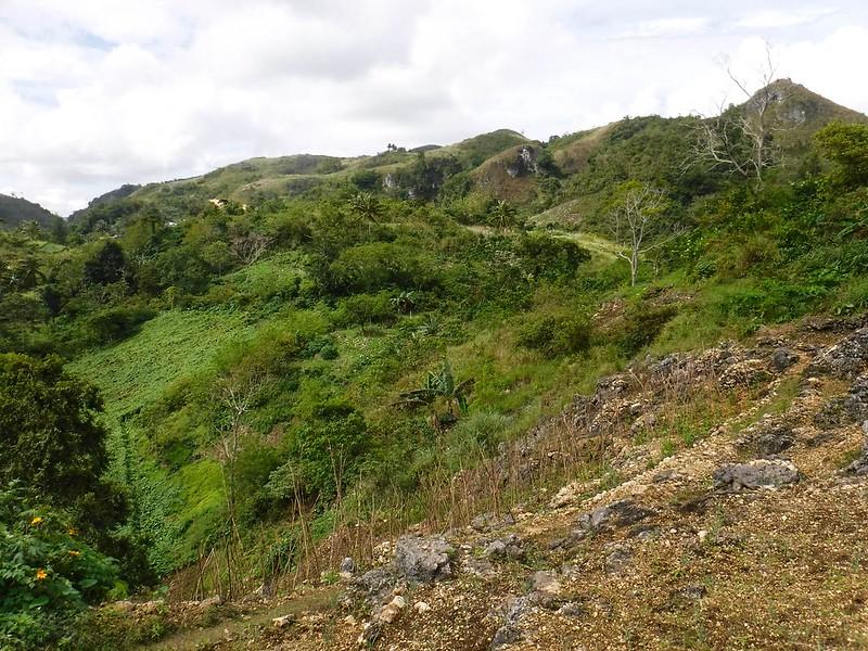 Karst formations