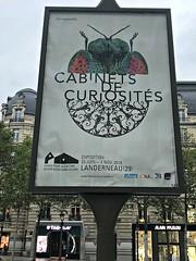 Graffiti and signs around Paris
