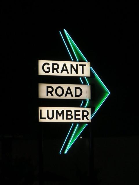 GRANT ROAD LUMBER - Tucson, Arizona
