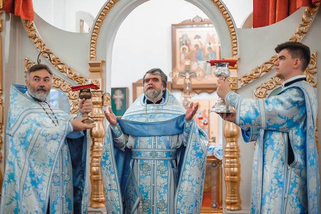 14 октября 2019 г. Покров Пресвятой Богородицы