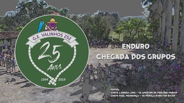 ENDURO GE VALINHOS 25 ANOS