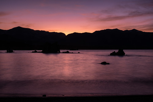 Mono Lake Sunset 1