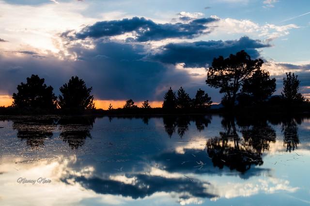 Northern Arizona sunset