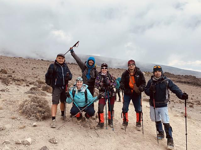 Сен 25 2019 - 13:26 - Сентябрь 2019, пик Ухуру (5 895 метров)