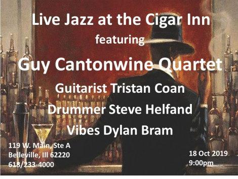 Cigar Inn 10-18-19