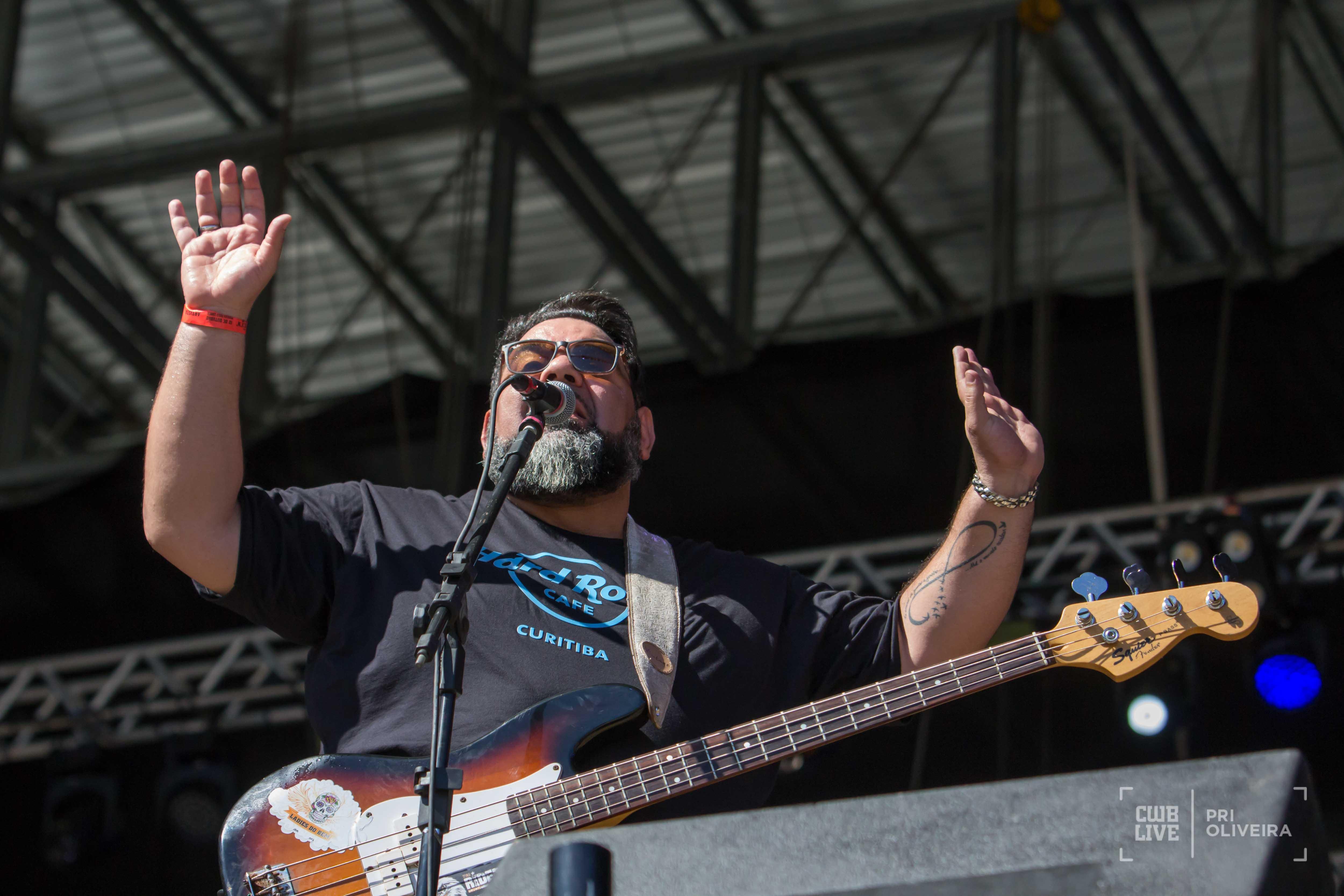 T-ALE - Festival Rock'n'Road - Pedreira Paulo Leminski