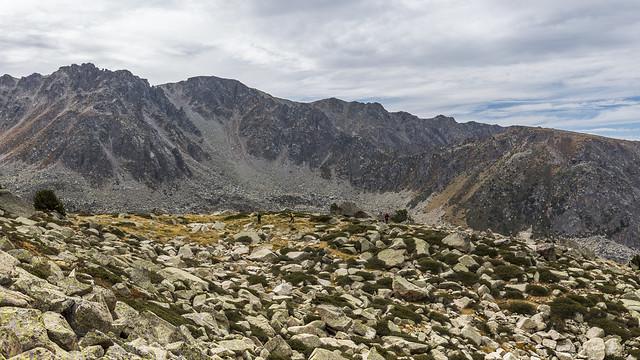 Camí d'Ensagents, Principat d'Andorra