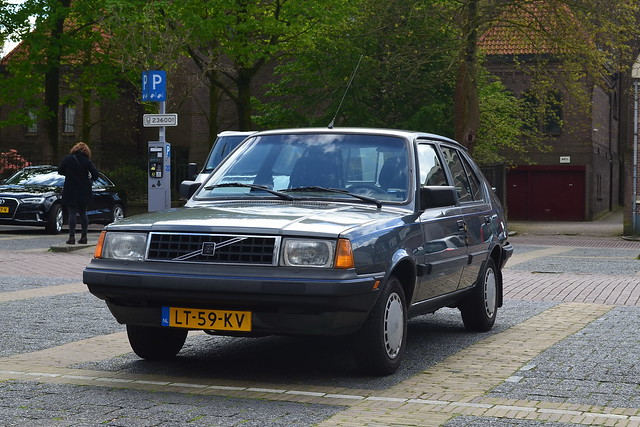 1985 Volvo 360GLS LT-59-KV
