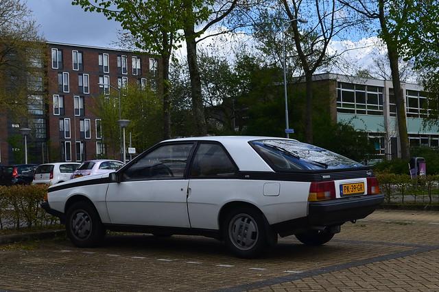 1982 Renault Fuego GTL PK-39-GR