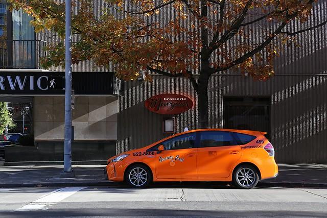 RWIC Orange Cab