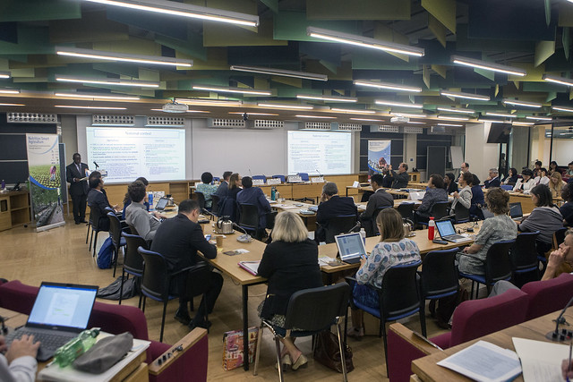 CFS 46 Side Event: SE022 Nutrition Smart Agriculture: contributing to nutrition outcomes via smart investments in farms and agribusinesses. Interventions to increase profits and improve nutrition for better food systems.