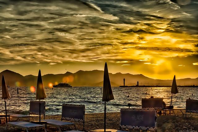 La Plage du Martinez - Cannes - Côte d'Azur France - 3D0A5592
