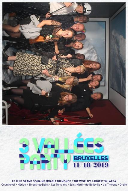 3 VALLÉES PARTY BRUXELLES 2019 - Sharing Box