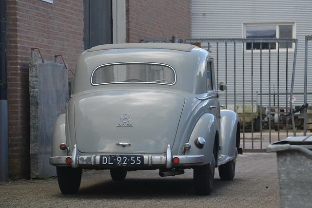 1953 Mercedes Benz 170DS DL-92-55